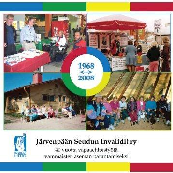 Järvenpään Seudun Invalidit ry - Tietotaitotalkoot
