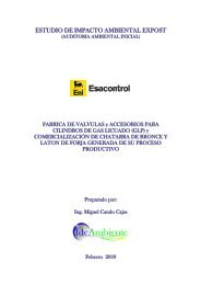 ESTUDIO DE IMPACTO AMBIENTAL EXPOST - Agip.com.ec