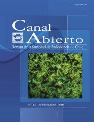 C. Abierto sept- def/ 2006 - Sociedad de Endodoncia De Chile