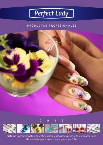 PRODUCTOS PROFESIONALES 2 0 1 2 - Perfect Lady