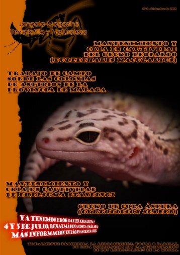 Jangala-Magazine · Nº 9 · Diciembre de 2008 1