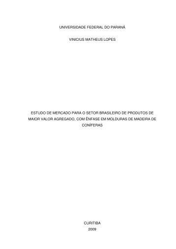 arquivo - Engenharia Industrial Madeireira - UFPR - Universidade ...