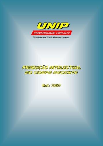 2007 - Unip