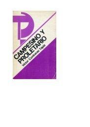 Campesino y Proletario - Luis Emilio Recabarren