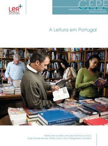 A Leitura em Portugal - Observatório das Actividades Culturais