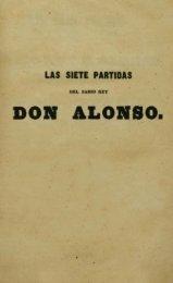 DON ALOKSO. - Memoria Chilena