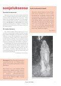 katolinen hiippakuntalehti 2001 katolskt stiftsblad - Katolinen kirkko ... - Page 7