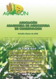 AGRACON revista Marzo 2005 - No Laboreo