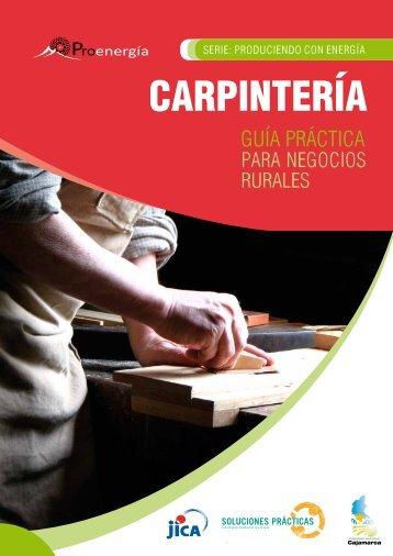 CARPINTERÍA - Soluciones Prácticas
