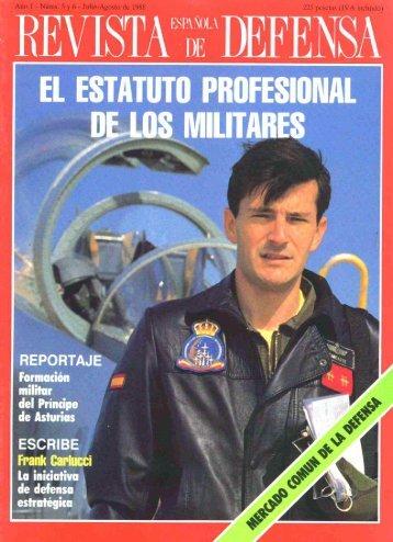 Nº 005-006 1988 Julio-Agosto - Portal de Cultura de Defensa ...