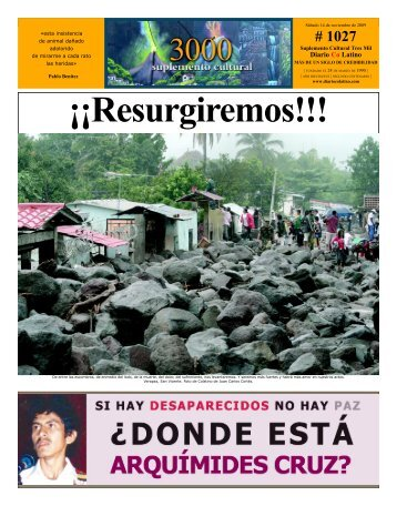 anuncio o cintillo - Diario Colatino