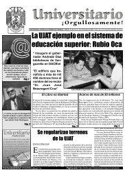 No. 40 · Lunes 01 de sept 2003 - Publicaciones - Universidad ...