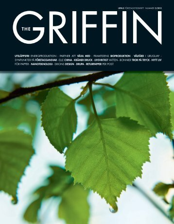 PDF download - THE GRIFFIN 1/2013 - UPM