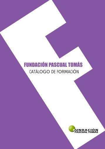Formación Bonificable - Fundación Pascual Tomás