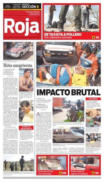 Malherido - Noticias Voz e Imagen de Oaxaca