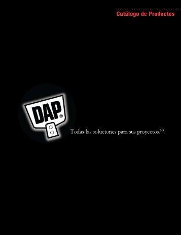 Catálogo de Productos Todas las soluciones para sus ... - Dap