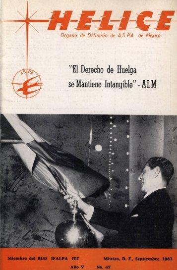 """""""El Derecho de Huelga se Mantiene Intangible""""- ALM - Secretaria de ..."""