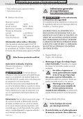 LIJADORA DE MANO LEVIGATRICE MANUALE - Electromanuals.org - Page 6