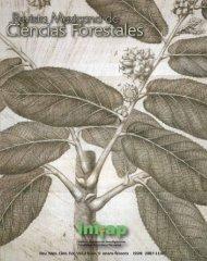 Vol. 3 Núm. 9 - Instituto Nacional de Investigaciones Forestales ...