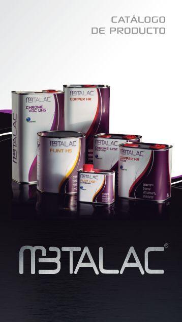 Descargar catálogo de producto - m3talac