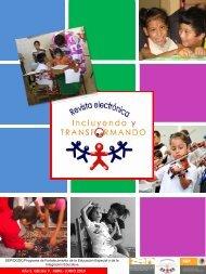 Num 2 Abr-Jun 2010 - Educación Especial - Secretaría de ...