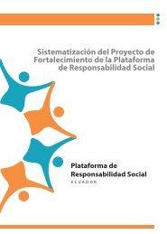 Sistematización del Proyecto de Fortalecimiento de la ... - CARE Perú
