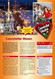 Cannstatter Wasen - Reisebüro und Omnibusbetrieb Schatorjé