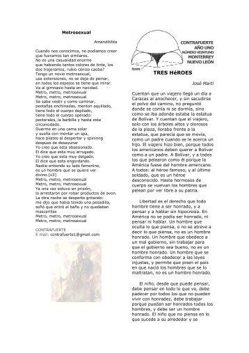 TRES HéROES - RazonEs de SER