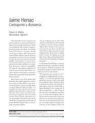 Jaime Henao - Universidad de San Buenaventura Cali
