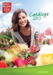 Descarga el catálogo Bayer Garden 2013 en Pdf - Imprex Europe