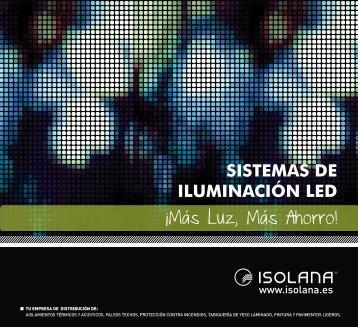 Isolana - Sistemas de iluminación LED