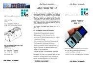 AMS Flyer_Außenseite - AMS Software & Elektronik GmbH