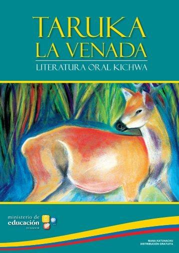 Taruka - Literatura Oral Kichwa