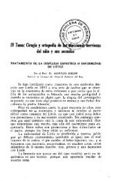 IV Tema: Cirugia y ortopedia de ra^^feccwn^Serviosas del ... - SciELO