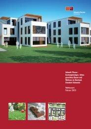 Zukunft Planen - kostengünstiges, klima ... - Schaub Architekt