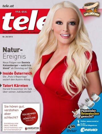tele-Heft Nr. 20/2013