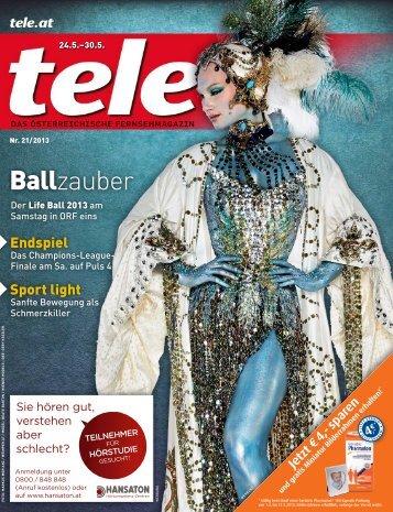 tele-Heft Nr. 21/2013