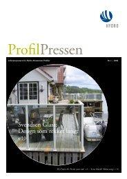 Svendsen Glass: Design som rekker langt