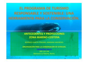 El programa de turismo responsable y sostenible_Garcia_OCC