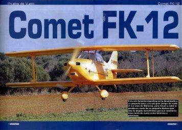 Esta vez Aviación deportiva se ha desplazado a un ... - FK-Lightplanes