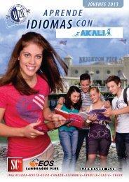 2013 idiomas jovenes - Akali