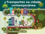 Transportes na cidade contemporânea