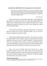 Carta aberta ao atleta Robinho - Piraci.com.br