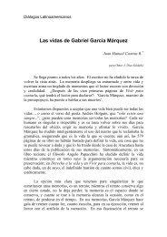 Las vidas de Gabriel García Márquez