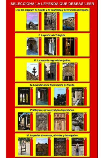Descarga aquí el libro completo - Leyendas de Toledo