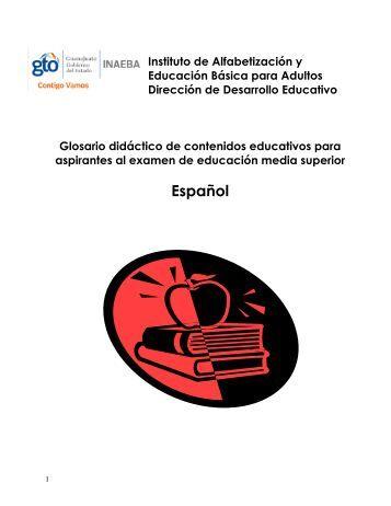 Español - INAEBA || Aula Virtual