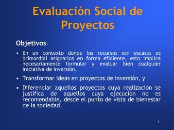 Ciclo de Vida de los Proyectos