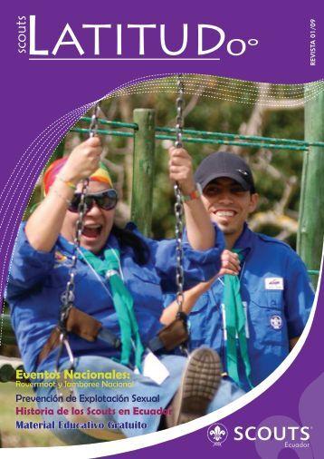 Eventos Nacionales - Scouts Ecuador