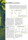 EL STABILAK - Programa de Naciones Unidas para el Desarrollo - Page 7