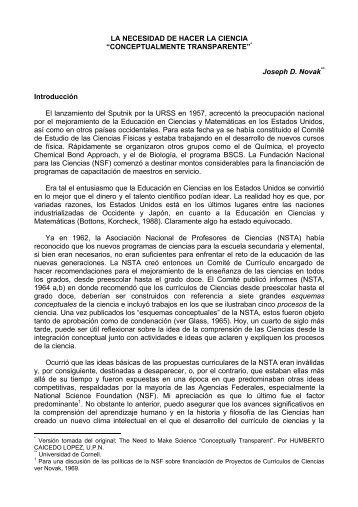 CONCEPTUALMENTE TRANSPARENTE - Universidad Pedagogica ...